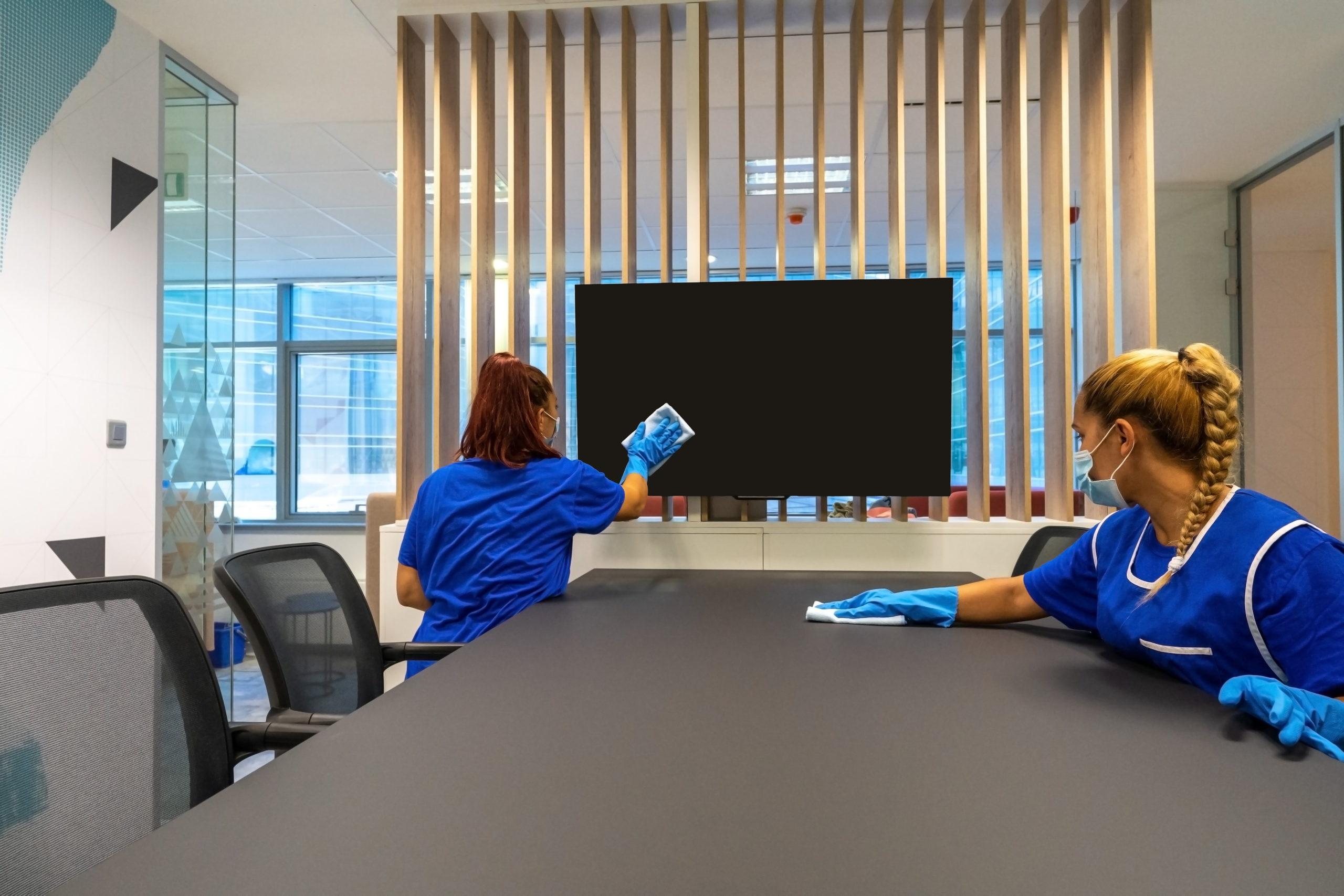 Entreprise de nettoyage de bureaux à Liège - Immo Clean Pro