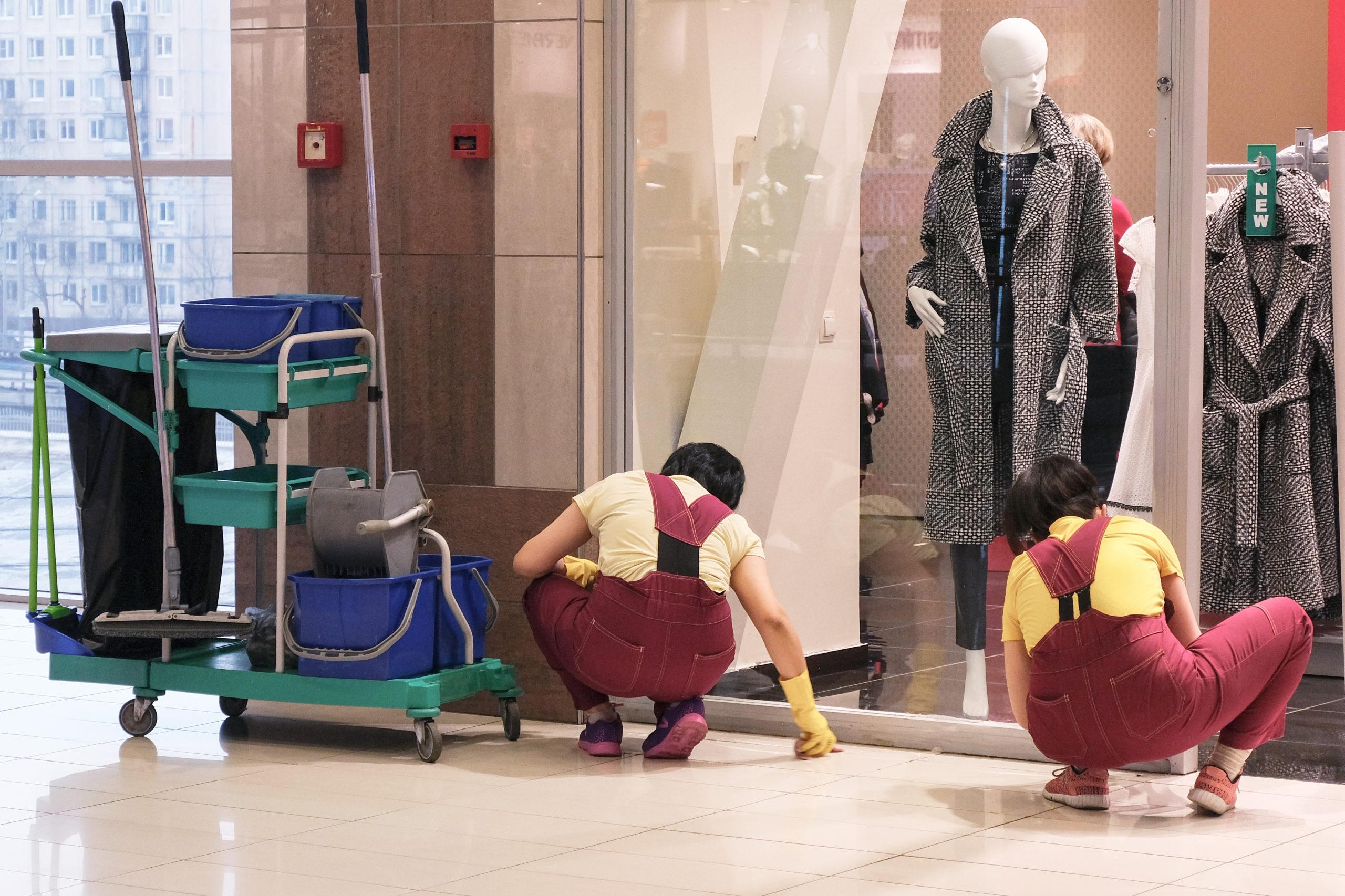 Nettoyage de magasins Liège