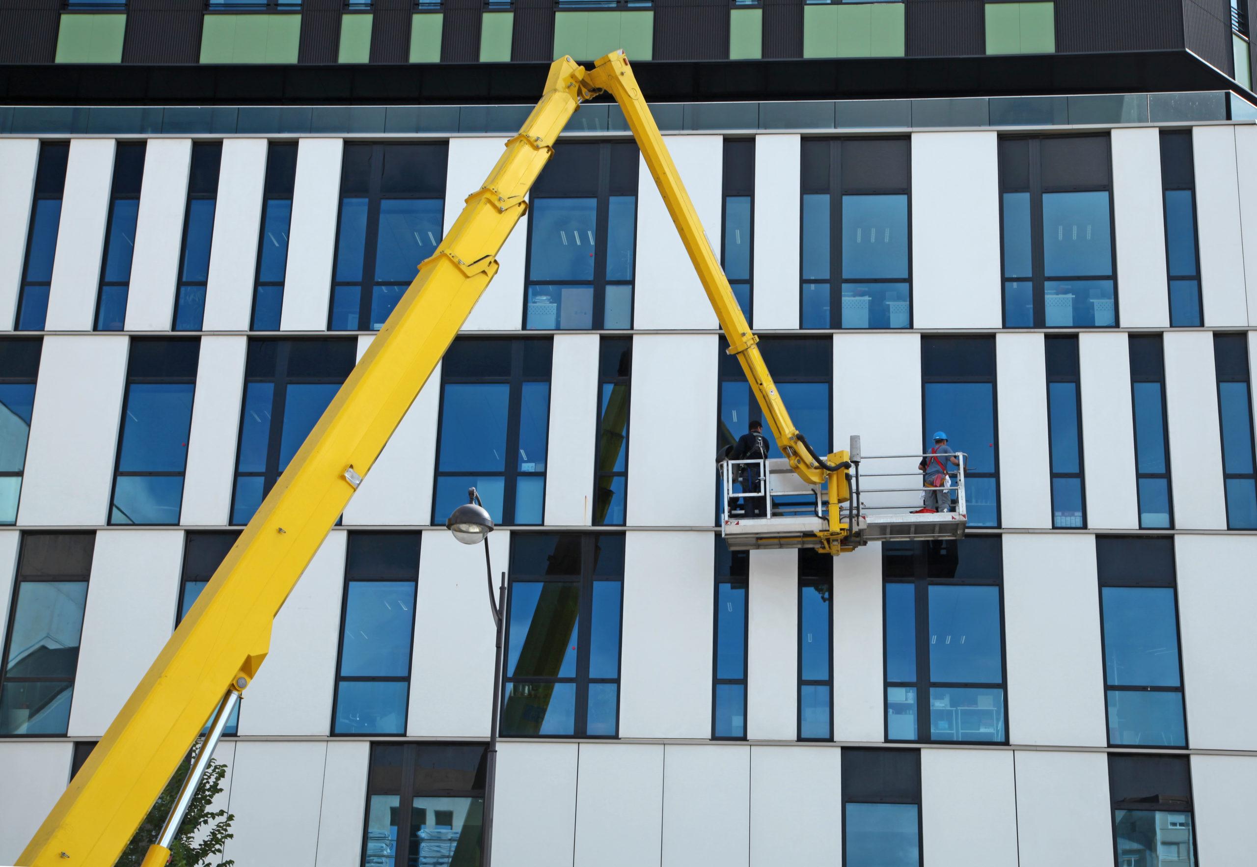 Nettoyage de vitres Liège