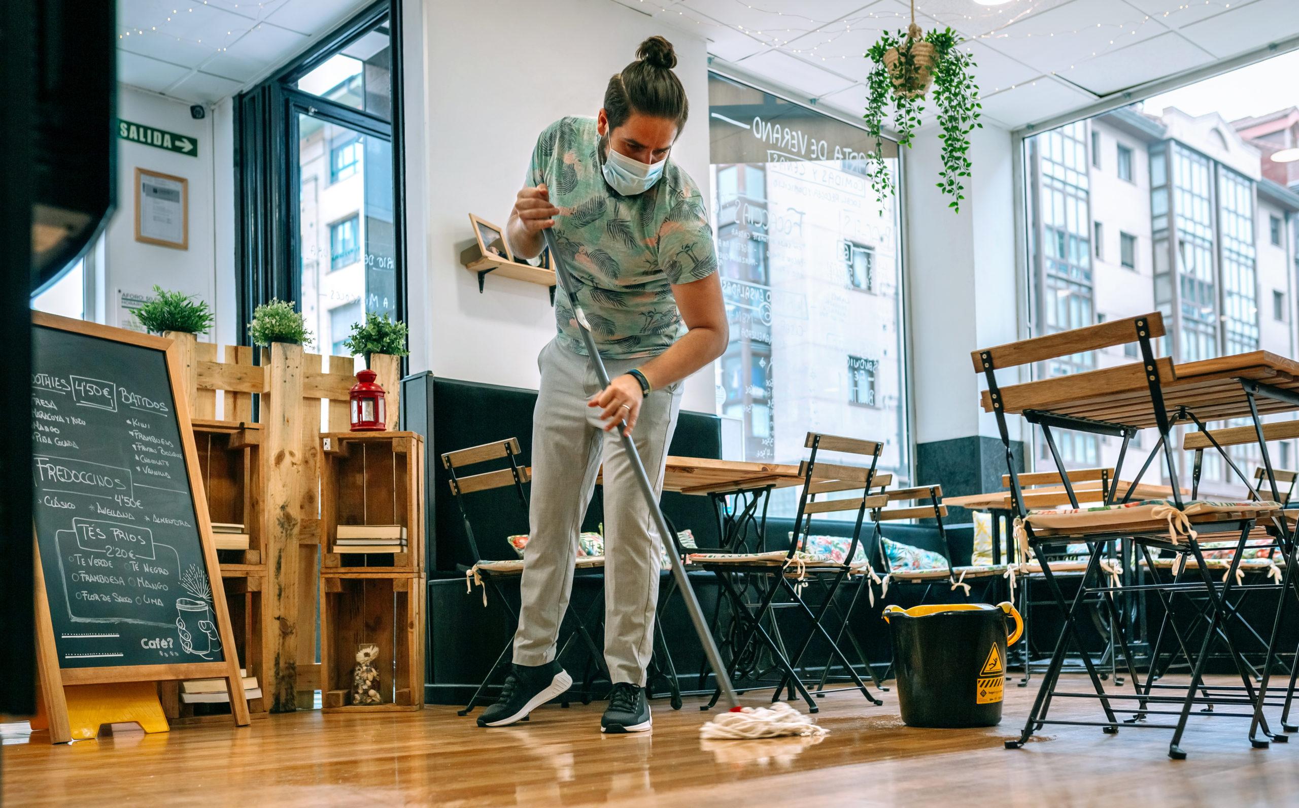 Nettoyage de restaurants & bars Liège