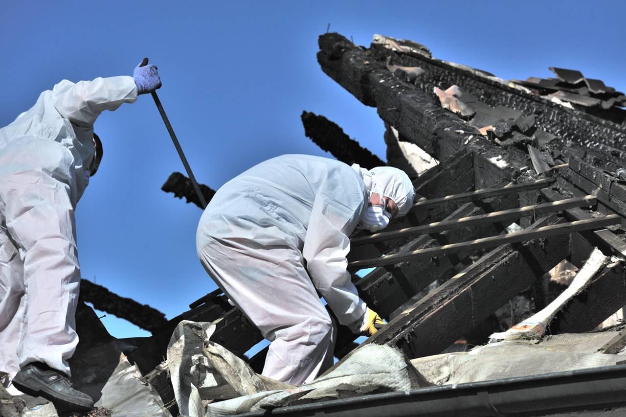 Nettoyage après sinistre Liège